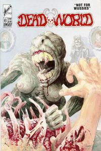 Cover Thumbnail for Deadworld (Arrow, 1986 series) #6