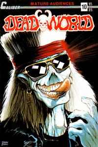 Cover Thumbnail for Deadworld (Caliber Press, 1989 series) #10