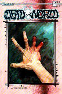 Cover Thumbnail for Deadworld (Caliber Press, 1989 series) #19