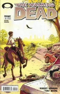 Cover Thumbnail for The Walking Dead (Image, 2003 series) #2