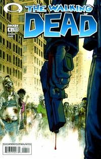Cover Thumbnail for The Walking Dead (Image, 2003 series) #4