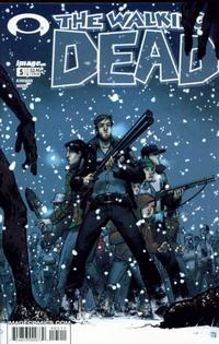 Cover Thumbnail for The Walking Dead (Image, 2003 series) #5