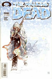 Cover Thumbnail for The Walking Dead (Image, 2003 series) #7