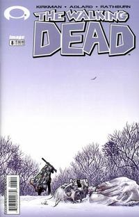 Cover Thumbnail for The Walking Dead (Image, 2003 series) #8