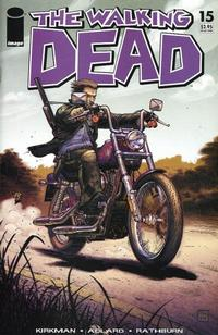 Cover Thumbnail for The Walking Dead (Image, 2003 series) #15