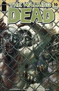 Cover Thumbnail for The Walking Dead (Image, 2003 series) #16