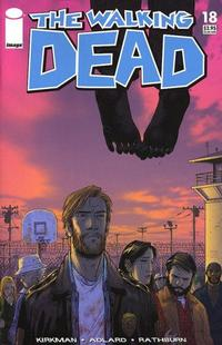 Cover Thumbnail for The Walking Dead (Image, 2003 series) #18