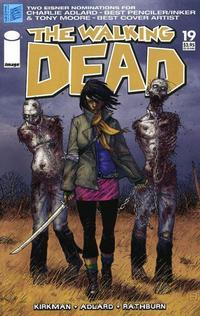 Cover Thumbnail for The Walking Dead (Image, 2003 series) #19