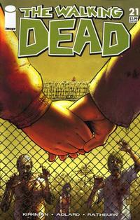 Cover Thumbnail for The Walking Dead (Image, 2003 series) #21