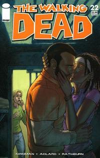 Cover Thumbnail for The Walking Dead (Image, 2003 series) #22