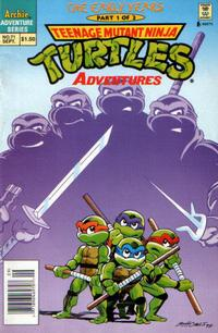 Cover Thumbnail for Teenage Mutant Ninja Turtles Adventures (Archie, 1989 series) #71