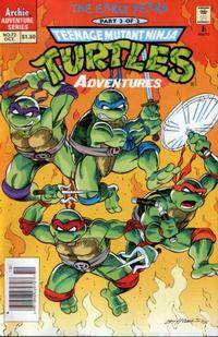 Cover Thumbnail for Teenage Mutant Ninja Turtles Adventures (Archie, 1989 series) #72