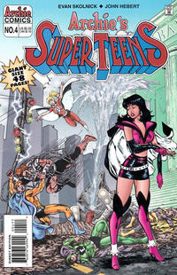 Cover Thumbnail for Archie's Super Teens (Archie, 1994 series) #4 [Direct Edition]