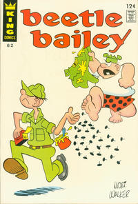 Cover Thumbnail for Beetle Bailey (King Features, 1966 series) #62
