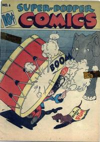 Cover Thumbnail for Super-Dooper Comics (Able Manufacturing, 1946 series) #6