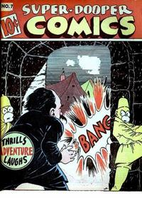 Cover Thumbnail for Super-Dooper Comics (Able Manufacturing, 1946 series) #7