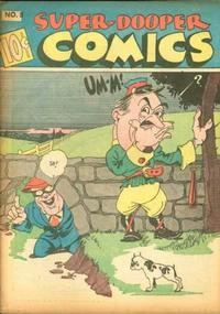 Cover Thumbnail for Super-Dooper Comics (Able Manufacturing, 1946 series) #8