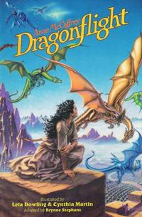 Cover Thumbnail for Dragonflight (Eclipse, 1991 series) #1