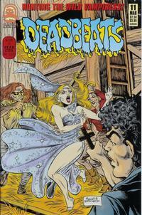 Cover Thumbnail for Deadbeats (Claypool Comics, 1993 series) #11