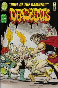 Cover Thumbnail for Deadbeats (Claypool Comics, 1993 series) #12