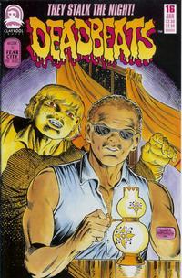 Cover Thumbnail for Deadbeats (Claypool Comics, 1993 series) #16