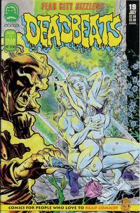 Cover Thumbnail for Deadbeats (Claypool Comics, 1993 series) #19