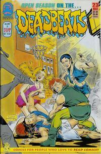 Cover Thumbnail for Deadbeats (Claypool Comics, 1993 series) #23