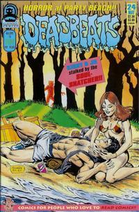 Cover Thumbnail for Deadbeats (Claypool Comics, 1993 series) #24