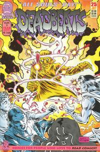 Cover for Deadbeats (Claypool Comics, 1993 series) #25