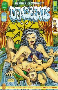 Cover Thumbnail for Deadbeats (Claypool Comics, 1993 series) #27
