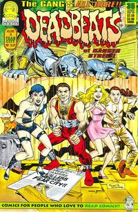 Cover Thumbnail for Deadbeats (Claypool Comics, 1993 series) #35