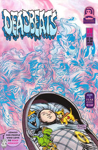 Cover for Deadbeats (Claypool Comics, 1993 series) #59