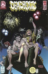 Cover Thumbnail for Deadbeats (Claypool Comics, 1993 series) #66