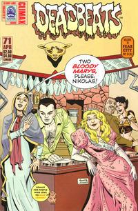 Cover Thumbnail for Deadbeats (Claypool Comics, 1993 series) #71