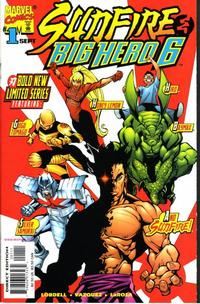Cover Thumbnail for Sunfire & Big Hero Six (Marvel, 1998 series) #1