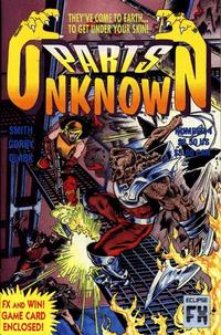 Cover Thumbnail for Parts Unknown (Eclipse, 1992 series) #4