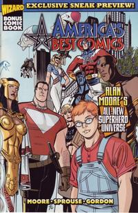Cover Thumbnail for America's Best Comics Preview (Wizard Entertainment, 1999 series)