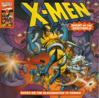 Cover Thumbnail for X-Men: Night of the Sentinels (Random House, 1993 series)