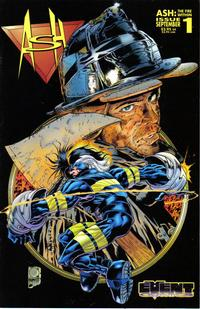 Cover Thumbnail for Ash: The Fire Within (Event Comics, 1996 series) #1