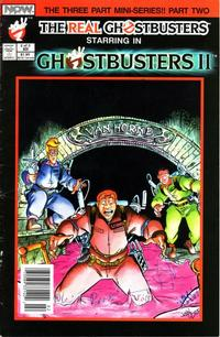 Cover Thumbnail for Ghostbusters II (Now, 1989 series) #2