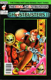 Cover Thumbnail for Ghostbusters II (Now, 1989 series) #3