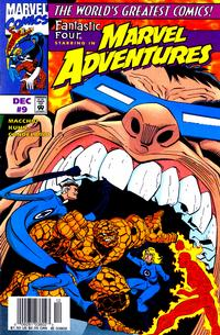 Cover Thumbnail for Marvel Adventures (Marvel, 1997 series) #9