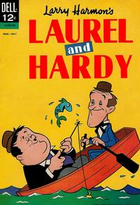 Cover Thumbnail for Larry Harmon's Laurel and Hardy (Dell, 1962 series) #2