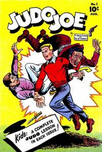 Cover Thumbnail for Judo Joe (Jay-Jay Corporation, 1953 series) #1