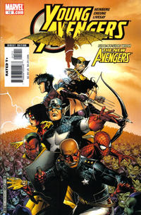 Cover Thumbnail for Young Avengers (Marvel, 2005 series) #12