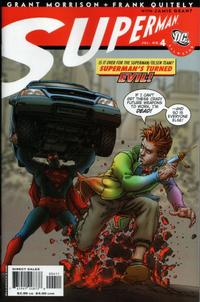 Cover Thumbnail for All Star Superman (DC, 2006 series) #4 [Direct Sales]