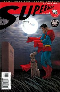 Cover for All Star Superman (DC, 2006 series) #6