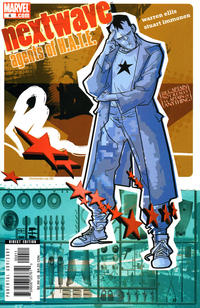 Cover Thumbnail for Nextwave: Agents of H.A.T.E. (Marvel, 2006 series) #4