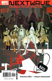 Cover Thumbnail for Nextwave: Agents of H.A.T.E. (Marvel, 2006 series) #5