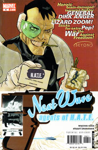 Cover Thumbnail for Nextwave: Agents of H.A.T.E. (Marvel, 2006 series) #6